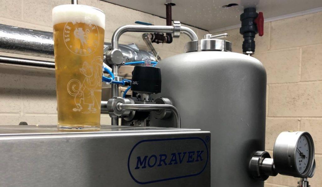 Beer Monkey 2018 Morávek CFT, Hradec Králové