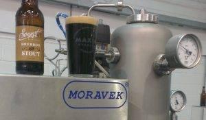 Enfield brewery 2017 Morávek CFT, Hradec Králové