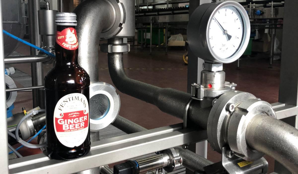 Camerons Brewery, Hartepool, UK